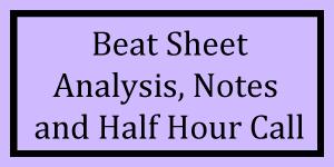 Beat Sheet Analysis Logo