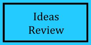Ideas Review Logo