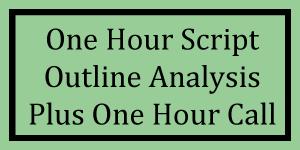 One Hour Outline Analysis Plus One Hour Call Logo