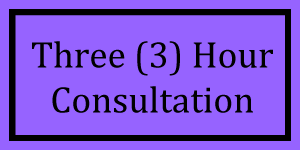 Three Hour Consultation Logo
