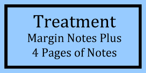 Treatment Margin Notes + 4 Pages Logo