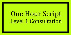 One Hour Script Level 1 Logo
