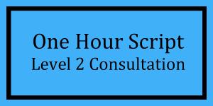 One Hour Script Level 2 Logo
